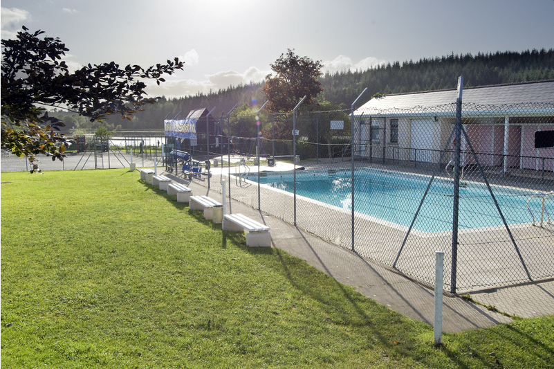 drumshanbo outdoor pool
