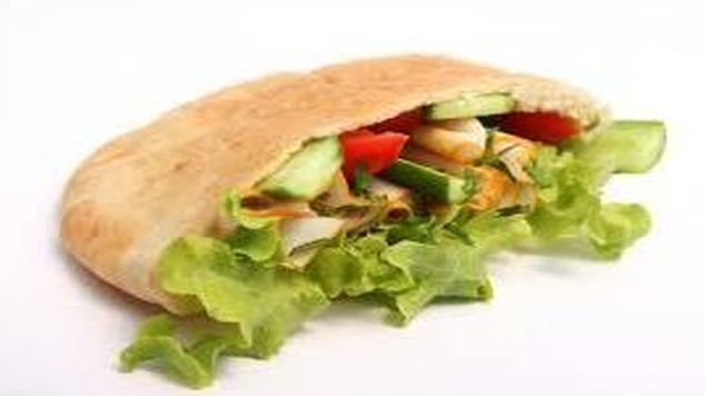 healthy lunches for kids stuffed pitta pocket with tuna