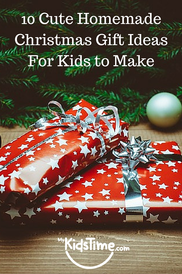 Christmas gifts to make Cute homemade christmas gifts