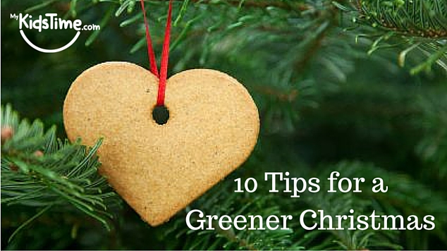 10 Tips for a Greener Christmas