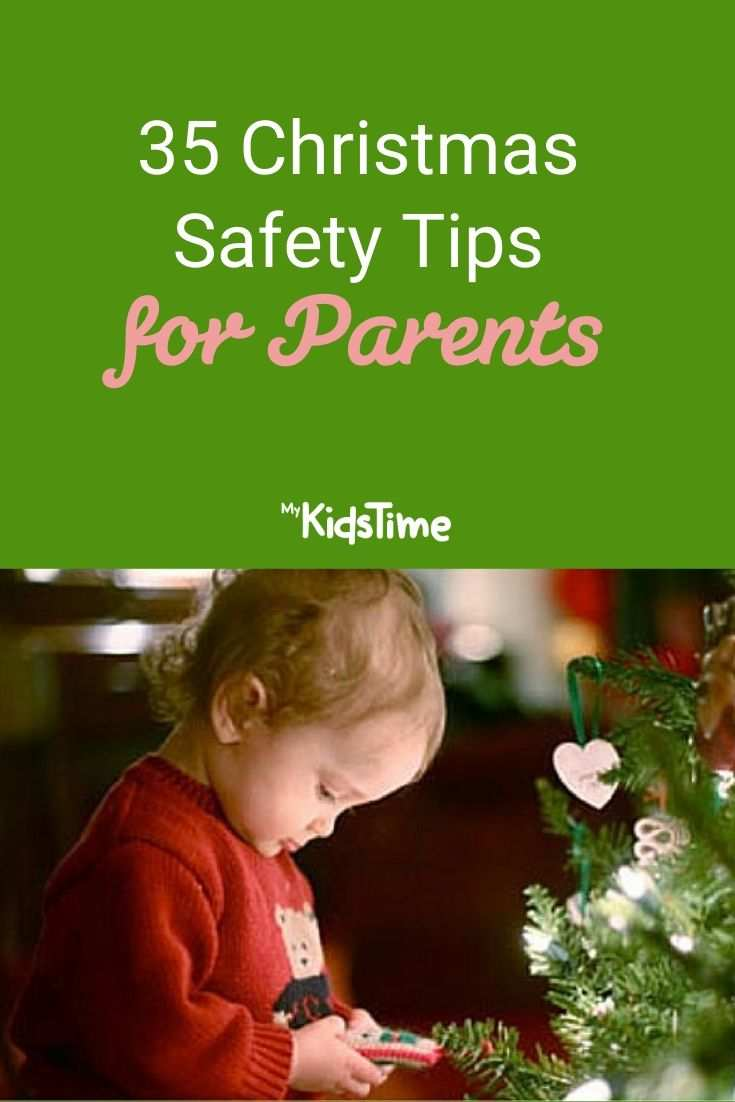 35 Christmas Safety Tips for Parents