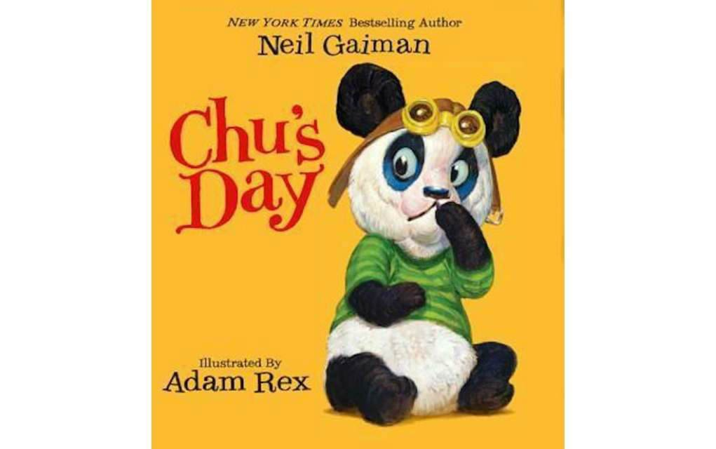 Chu's Day by Neil Gaiman - Mykidstime
