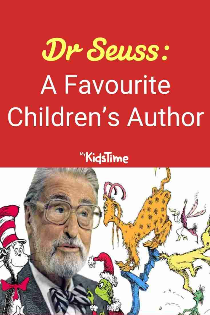 Dr Seuss A Favourite Children's Author