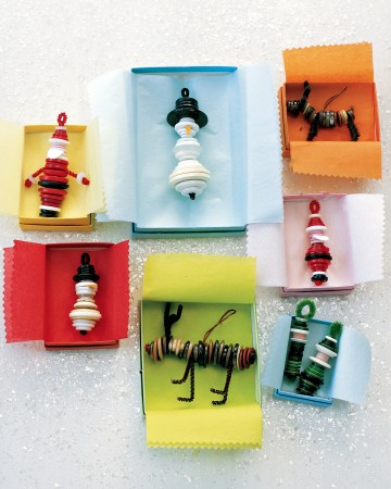 Christmas gifts to make for Martha stewart xmas crafts