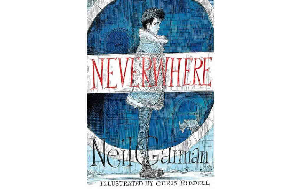 Neverwhere by Neil Gaiman - Mykidstime