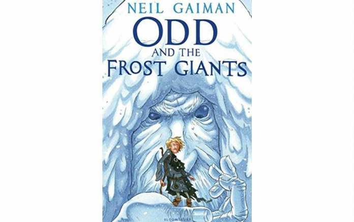 Odd and the Frost Giants by Neil Gaiman - Mykidstime