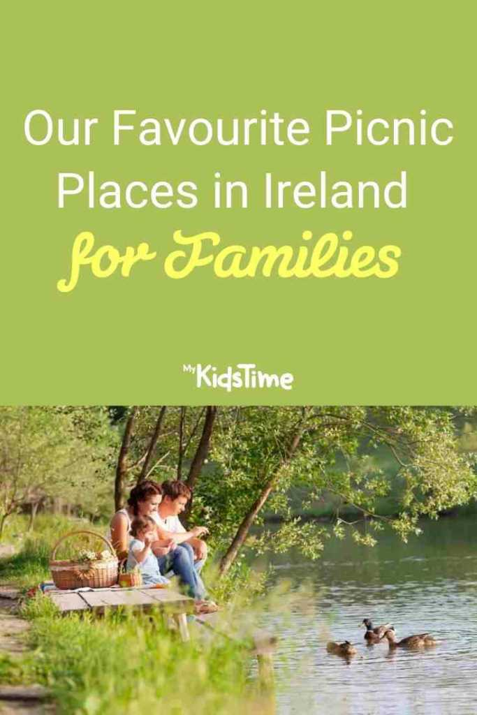 Our Favourite Picnic Places in Ireland for Families