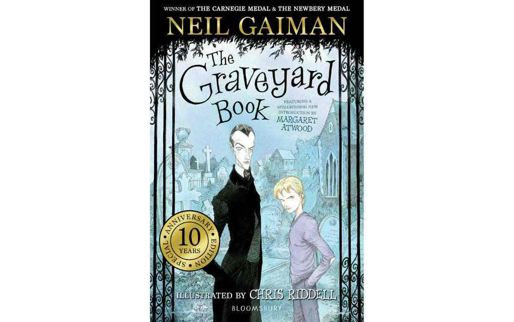 The Graveyard Book by Neil Gaiman - Mykidstime