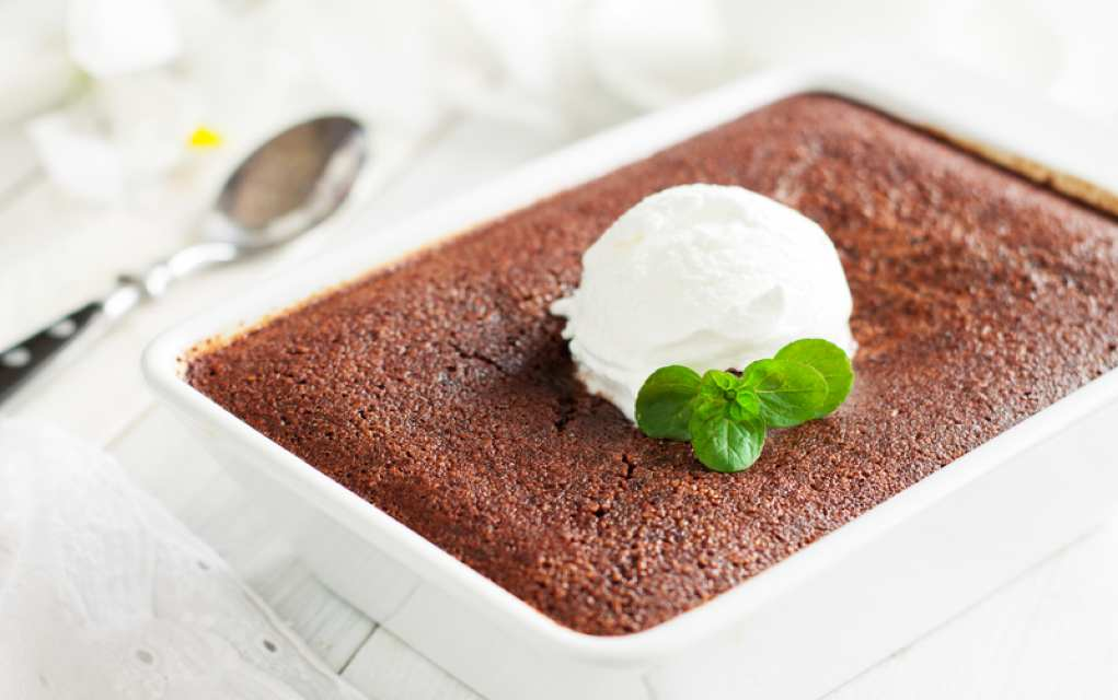 chocolate fudge pudding