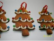 Bake Sale Ideas Chocolate Christmas Tree Edible Decorations