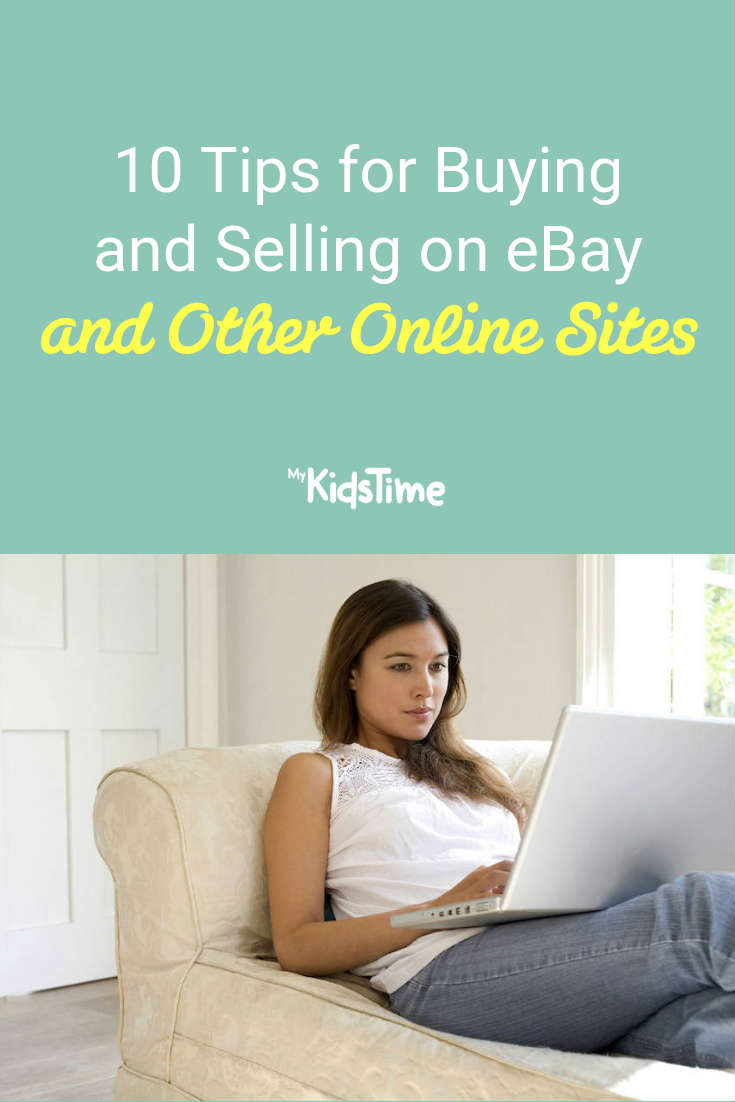 Mykidstime tips for buying and selling on ebay and online