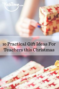 10 Practical Gift Ideas For Teachers this Christmas