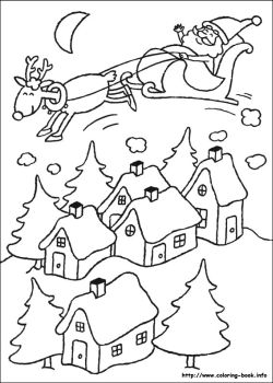 christmas colouring pages. Black Bedroom Furniture Sets. Home Design Ideas