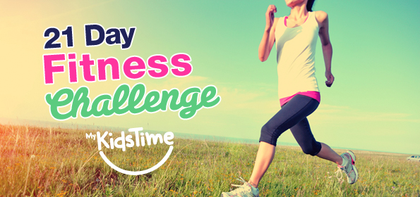 21 day fitness header