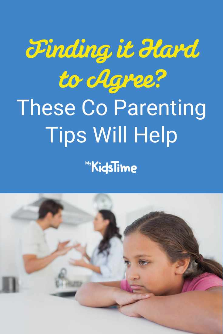 Finding it Hard to Agree? These Co Parenting Tips Will Help – Mykidstime
