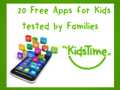 Mykidstime 20 Free Apps for Kids