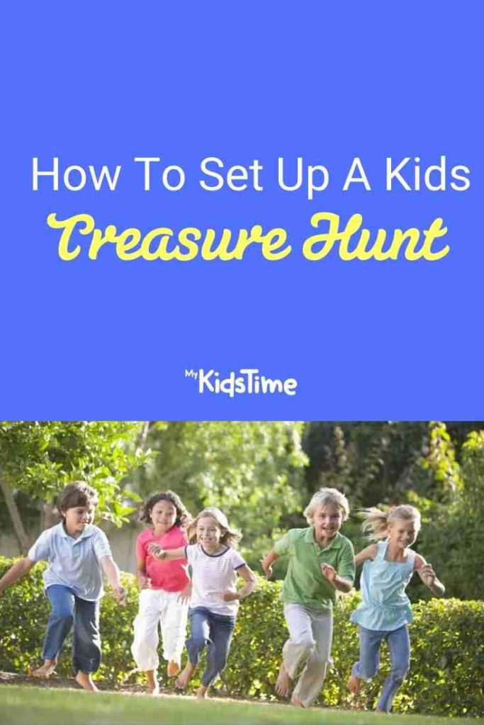 How To Set Up A Kids Treasure Hunt