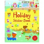 Car journey holiday sticker book