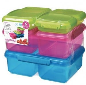 Sistema Lunch Boxes