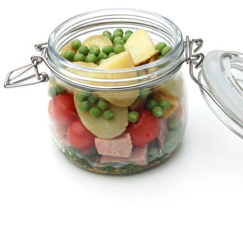 lunch box ideas Portable Potato Salad