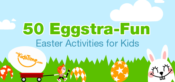 50 Easter Activities Header