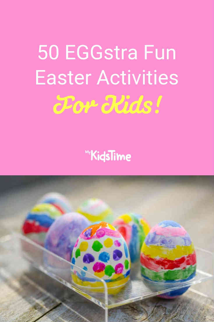 Mykidstime Easter activities with kids