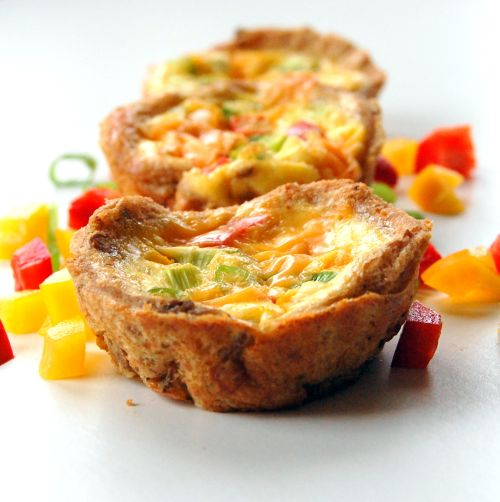 lunch box ideas quiche