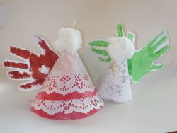 Christmas Craft Ideas Christmas angel