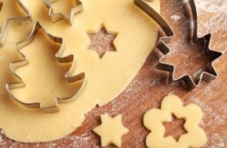 Kid Friendly Christmas Recipes shortbread