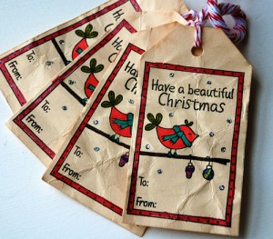 Christmas Craft Ideas homemade christmas present tags photopin