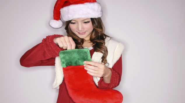 25 stocking filler ideas for teenage girls - Girl Christmas Stocking