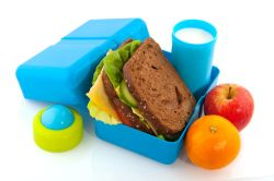 car travel with kids healthy snacks