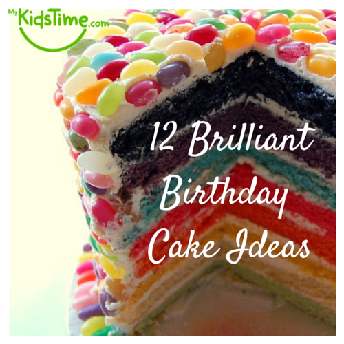 Children S Birthday Cake Designs Recipes : Birthday Cake Ideas