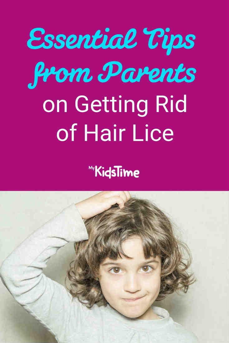 Essential Tips from Parents on Getting Rid of Hair Lice - Mykidstime
