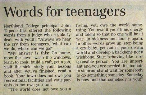 words-teenagers