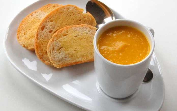 Mykidstime carrot apple ginger soup recipe