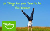 50 things for your teen feature