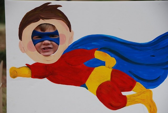 this week we're doing some Super Fun SuperHero Activities for Kids