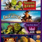 shrek stories