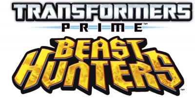 Transformers Beast Hunters Prime Voyager LOGO