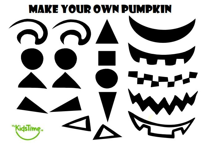 Halloween Print Outs