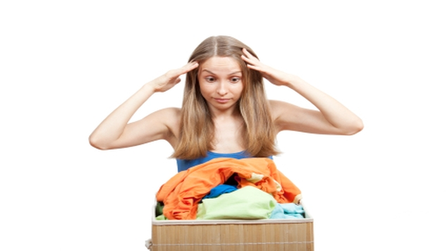 laundry the truth about the kids going back to school