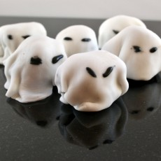 Recipes _Gluten Free Ghost Bites