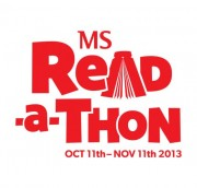 MS READaTHON Logo - With 2013 Dates - Square