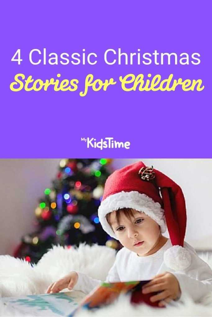 4 Classic Christmas Stories for Children