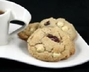 Bake Sale Ideas Cranberry and White Chocolate Cookies