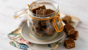 Homemade Food Gifts peanut butter fudge