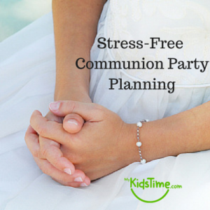 Stress-Free Communion Party Planning