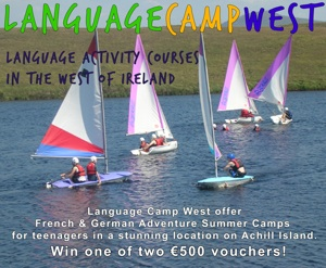 Language Camp West Competition