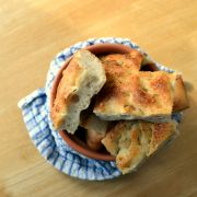 lunch box ideas Focaccia